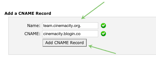 how to delete cpanel cname