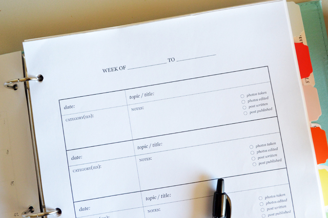 Editorial calendar: What is it and how to make one? | BlogIn