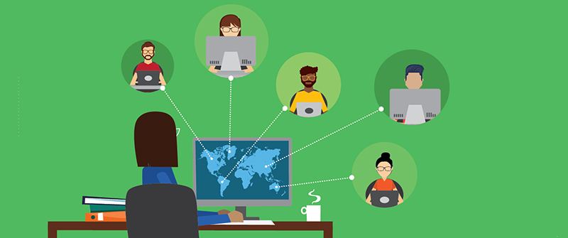 How Can A Remote Team Benefit From The Internal Blog?