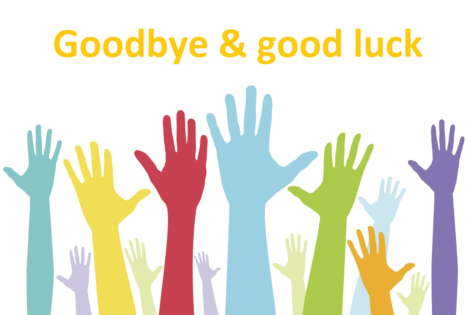 How to Say Goodbye to a Team Member? - BlogIn