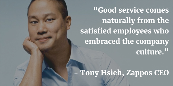 6 Lessons from Zappos that will Help you Make Excellent ...